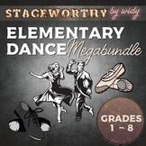 Dance Bundle - Elementary Dance Plans for Grades 1-8