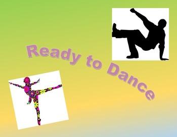 Dance Class Clip Chart