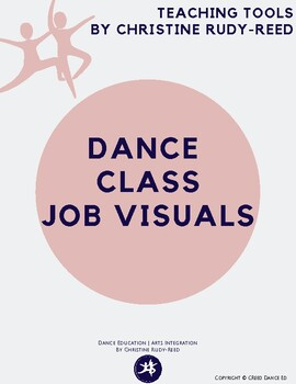 Dance Class Job Visuals