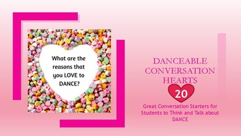 Dance Conversations Hearts UPDATED!