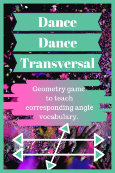 Dance Dance Transversal Geometry Game