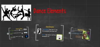Dance Elements Prezi