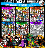 Dance Forms From Around The World- Bundle-134 items