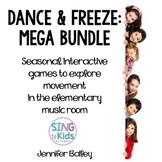 Dance & Freeze: Bundle