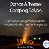 Dance & Freeze: Camping Edition