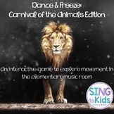 Dance & Freeze: Carnival of the Animals Edition FOREVER FREEBIE