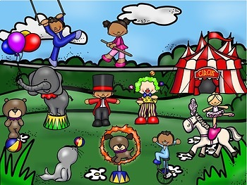 Dance & Freeze: Circus Edition
