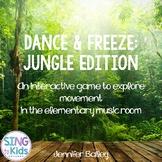Dance & Freeze: Jungle Edition