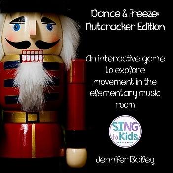 Dance & Freeze: Nutcracker Edition