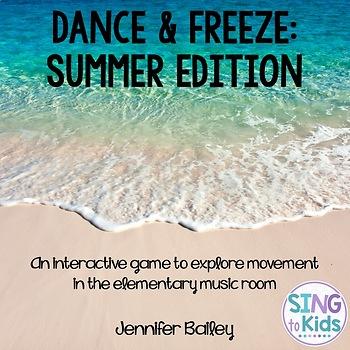 Dance & Freeze: Summer Edition