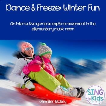 Dance & Freeze: Winter Fun Edition