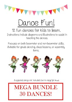 Dance Fun! Mega Bundle
