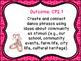 Dance Grade 2 Saskatchewan Curriculum
