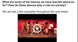 Dance Grade 8 Ontario curriculum A3 expectation