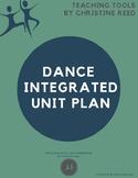 Dance Integration Unit Plan Template
