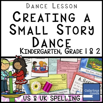 Dance Lesson - Creating a Small Story Dance