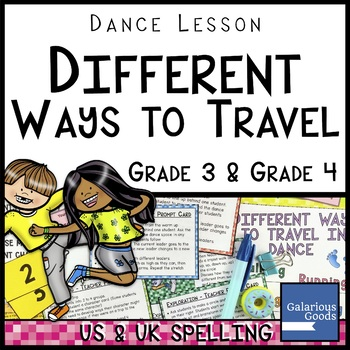 Dance Lesson - Different Ways to Travel