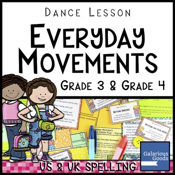 Dance Lesson - Everyday Movements