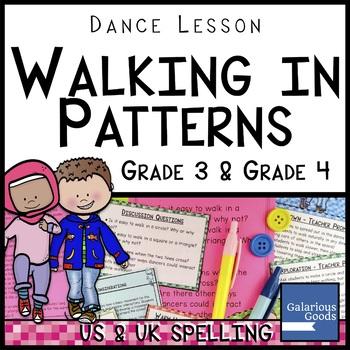 Dance Lesson - Walking in Patterns