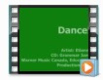 Dance! (Music Video) - from Grammar Jams CD& DVD