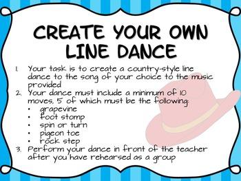 Dance Stations Resource Bundle