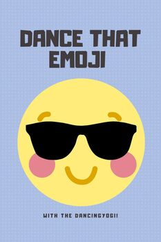 Dance That Emoji Flashcards!