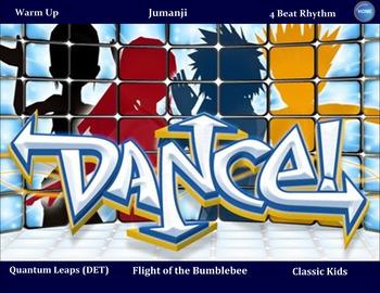 Dance Unit