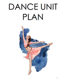 Beginner Dance Unit Bundle