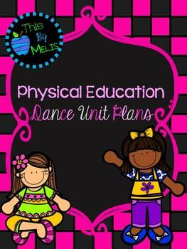 Dance Unit Plans