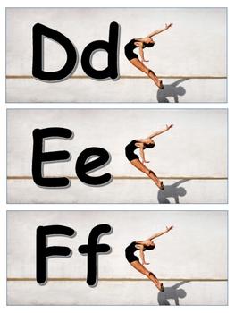 Dance Word Wall