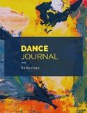 Dance Workshop - Journal Reflection