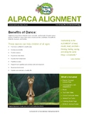 Dance and Movement - Aligned Alpaca from Animals Get Funky!