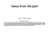 Dance from the past