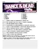 Dance of the Dead by Richard Matheson Assessment