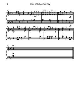 Dance of the Sugar Plum Fairy for Tone Chimes/ Choir Chimes