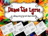 Dance the Lyric: A Contemporary Lyrical Dance Activity
