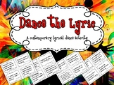 Dance the Lyric: A Contemporary Lyrical Dance Activity