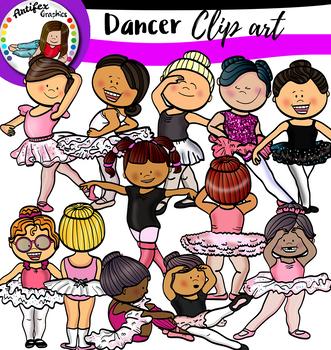 Dancer clip art