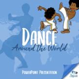 Dances from Around the World - Presentation