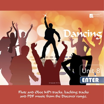 Dancing Flute And Oboe MP3 And PDF Unit 8.