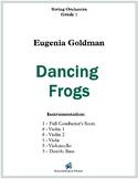 Dancing Frogs