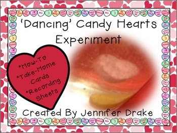 Dancing Hearts Science Experiment