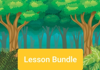 We Are Dancing In The Forest Under The Moon Bundle