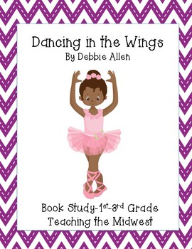 Dancing In the Wings Book Study