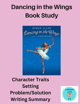 Dancing In the Wings Book Study