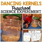 Preschool Fall Dancing Kernels Science Experiment