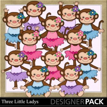 Dancing Monkey Bundle
