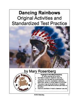 Dancing Rainbows Original Activities and Standardized Test Practice
