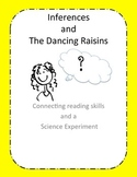 Dancing Raisins Integrated Unit (Reading, Writing, Science Experiment)