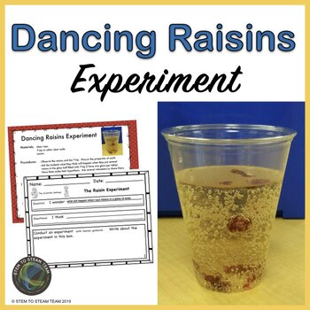 Dancing Raisins Science Experiment